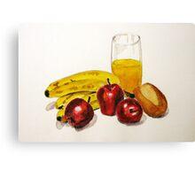 Fruit Suite Canvas Print