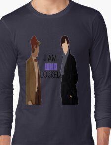 I AM WHOLOCKED Long Sleeve T-Shirt