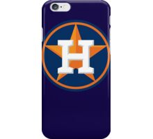 huoston astros iPhone Case/Skin