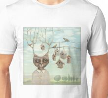 Bird Houses Unisex T-Shirt