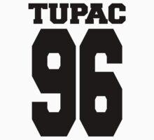 Tupac 96 by fysham
