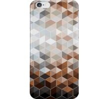 Dark geometry iPhone Case/Skin