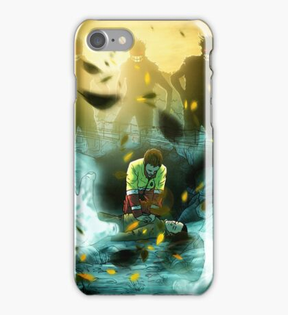 Serious Danger iPhone Case/Skin
