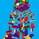 The God Cube by SaltySteveD
