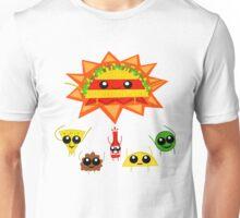 Captain TACO!!!! Unisex T-Shirt