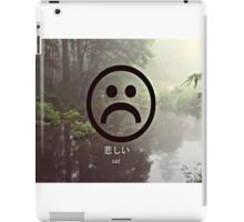 Sad Boys iPad Case/Skin