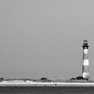Morris Island Lighthouse 2012 by Peggy Berger