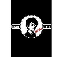 Punk rock-BILLIE JOE Photographic Print
