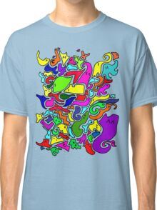 Inside the Gamer's mind Classic T-Shirt