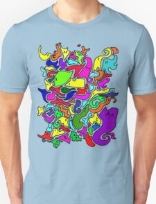 Inside the Gamer's mind T-Shirt