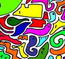 Inside the Gamer's mind Sticker