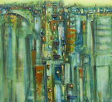 Emerald dream by Adam Bogusz