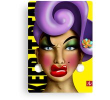 Drag! Canvas Print