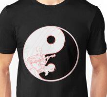 yin yang guitarist  Unisex T-Shirt