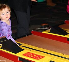 Skee ball anyone? by Jeanette Muhr