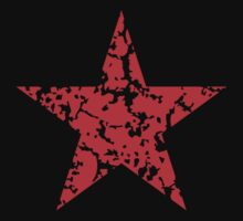 Red Star Vintage by MrFaulbaum
