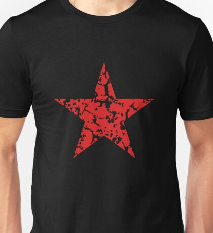 Red Star Vintage Unisex T-Shirt