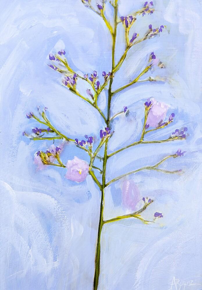 First bloom by Adam Bogusz
