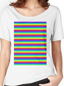 rainbow flag Women's Relaxed Fit T-Shirt