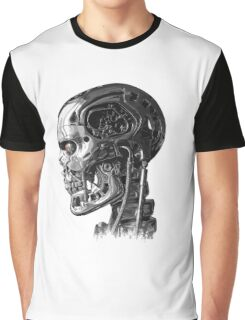 Terminator Profile Graphic T-Shirt