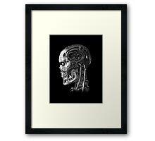 Terminator Profile Framed Print