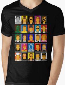 Strength of Schwarzenegger  Mens V-Neck T-Shirt