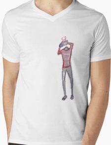 snapy Mens V-Neck T-Shirt