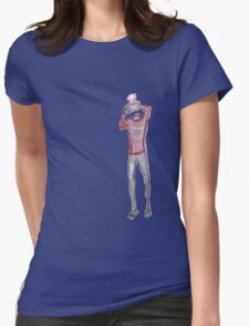 snapy Womens Fitted T-Shirt