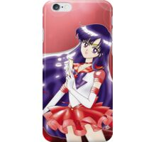 Eternal Sailor Mars iPhone Case/Skin