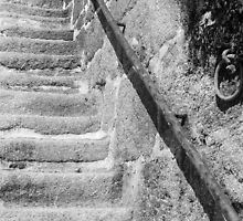 Quay Steps by CliveSluter