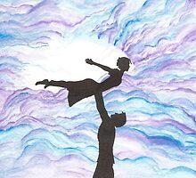 Love Takes Flight by Anthony McCracken