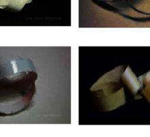 Sculptural series Sticker