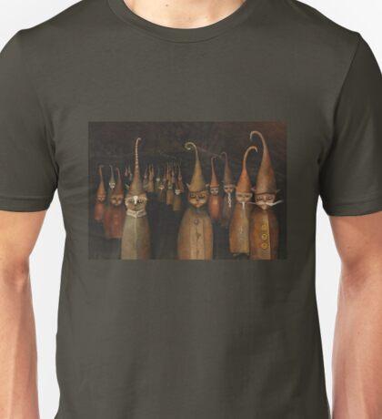 The Pilgrimage Unisex T-Shirt