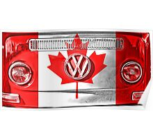 CANADIAN VW Poster