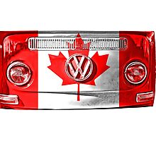 CANADIAN VW Photographic Print