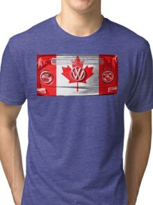 CANADIAN VW Tri-blend T-Shirt