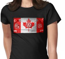 CANADIAN VW Womens Fitted T-Shirt