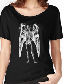 winged Women's Relaxed Fit T-Shirt