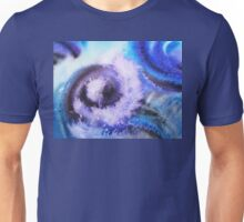 Dancing Water Abstract Painting Unisex T-Shirt