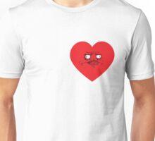 Me Gusta Heart Unisex T-Shirt