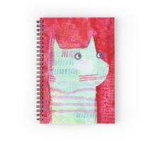 Clarence Spiral Notebook