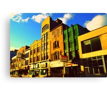 Dundas Street  Canvas Print