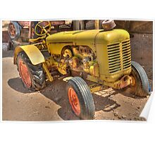 """""""Old Yeller""""  HDR  Poster"""