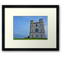 lawrence castle  Framed Print