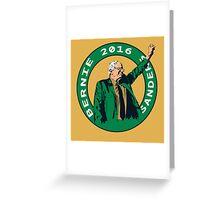 Bernie 2016 Greeting Card