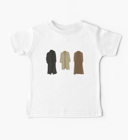 A study in trenchcoats Baby Tee