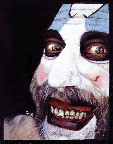 Captain Spaulding by ROUBLE RUST