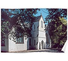 Parish Hall 1870 1902 St George the Martyr Queenscliff 1983 02080012  Poster
