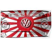 JAPAN VW Poster