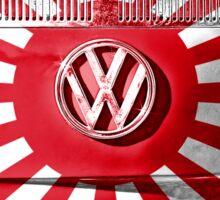JAPAN VW Sticker